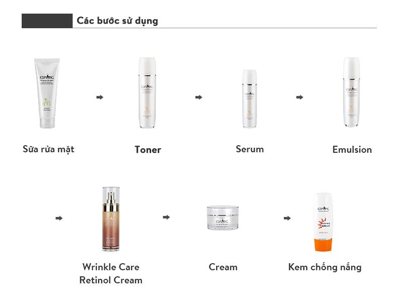 NướcHoa Hồng Dưỡng Da Da Edmong Skin Balancing Toner 130ml 9