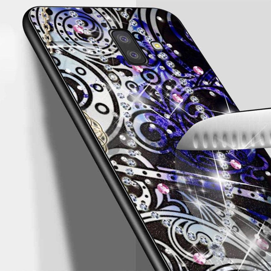 Ốp lưng điện thoại Samsung Galaxy J4 - Lung Linh Sắc Màu MS LLSM049