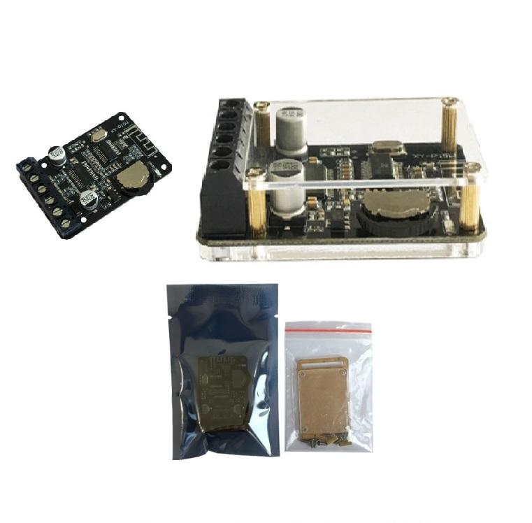 Mạch Khuếch Đại Âm Thanh Bluetooth 2 15W XY-P15W tặng hô p Mica trong suốt 4