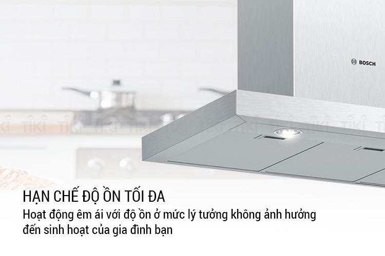 Máy Hút Mùi Bosch DEE928BSG (90cm) - Hàng Chính Hãng