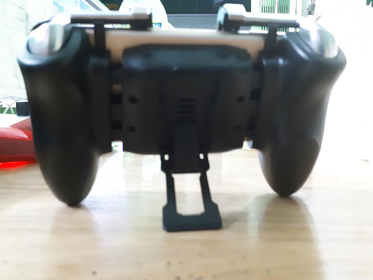 Tay cầm chơi game PUBG cho android, ios có 2 nút bắn 3