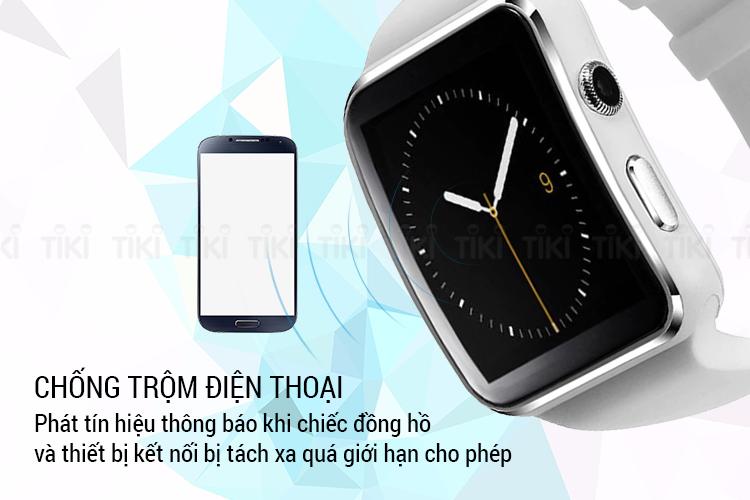 Đồng Hồ Thông Minh X6 5