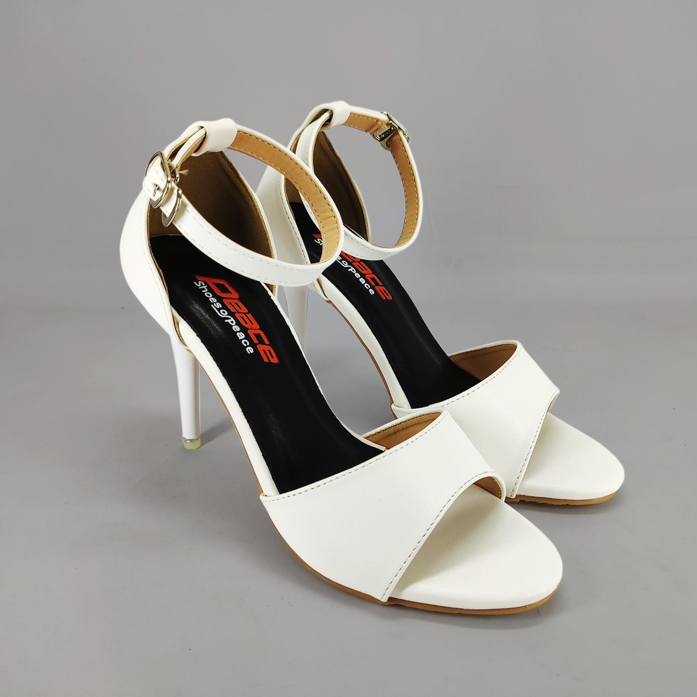 Giày Sandal Cao Gót Nữ Cao Cấp Peace PO1205 1