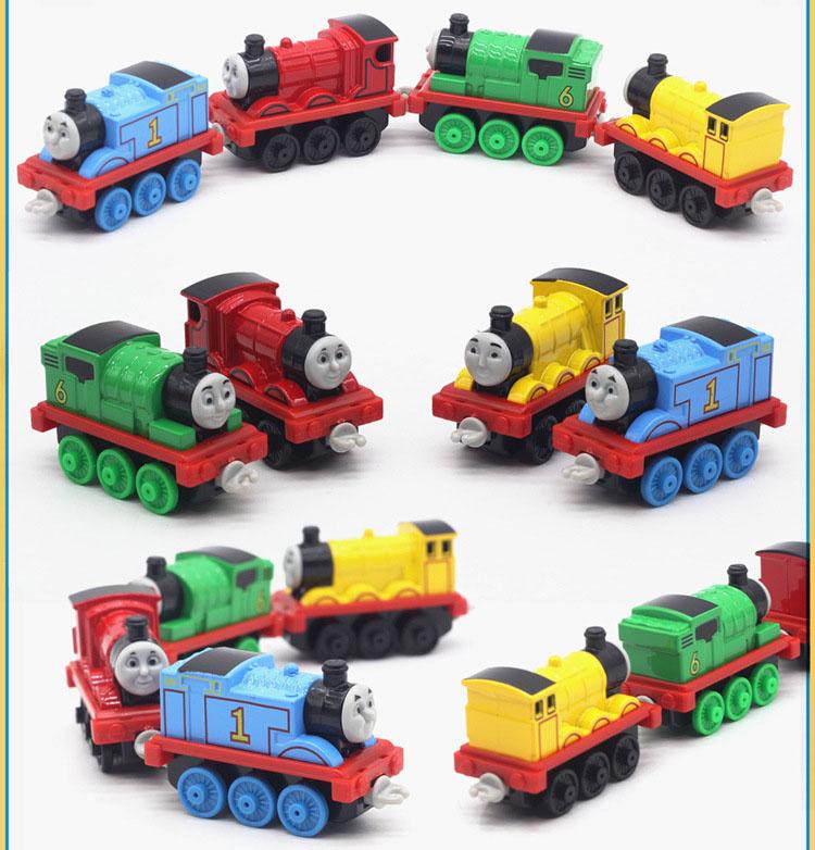 Bộ 4 đồ chơi hợp kim phim hoạt hình 2