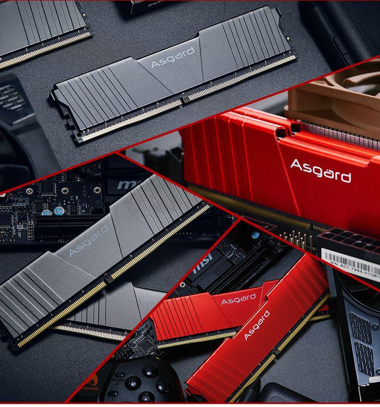 Ram máy tính Asgard T2 ddr4 PC 8gb bus 2666 - Hàng chính hãng   Tiki.vn