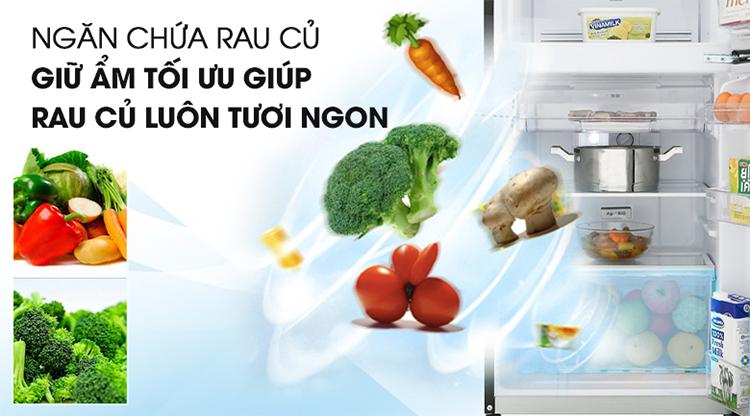 Tủ Lạnh Inverter Toshiba GR-B22VU-UKG (180L) - Hàng Chính Hãng = 4.890.000 ₫