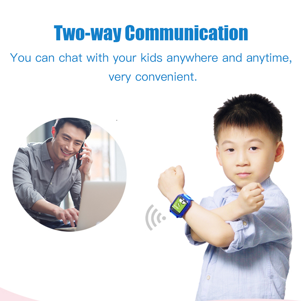 Đồng Hồ Thông Minh Cho Trẻ Em