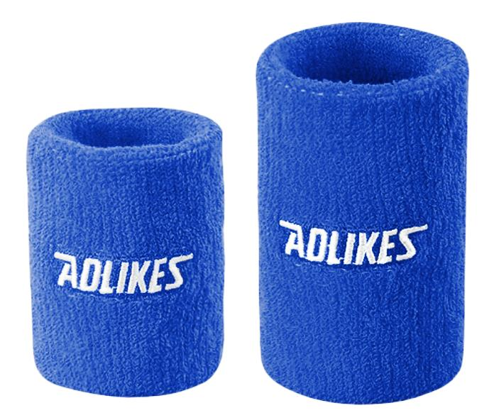 Băng cổ tay thấm mồ hôi cao cấp Aolikes - Tom Sport 12