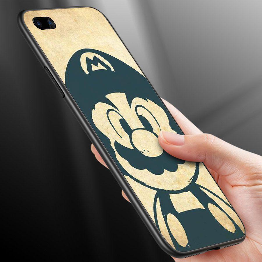 Ốp lưng điện thoại Oppo A5/A3s - R11 - super mario MS MARIO021
