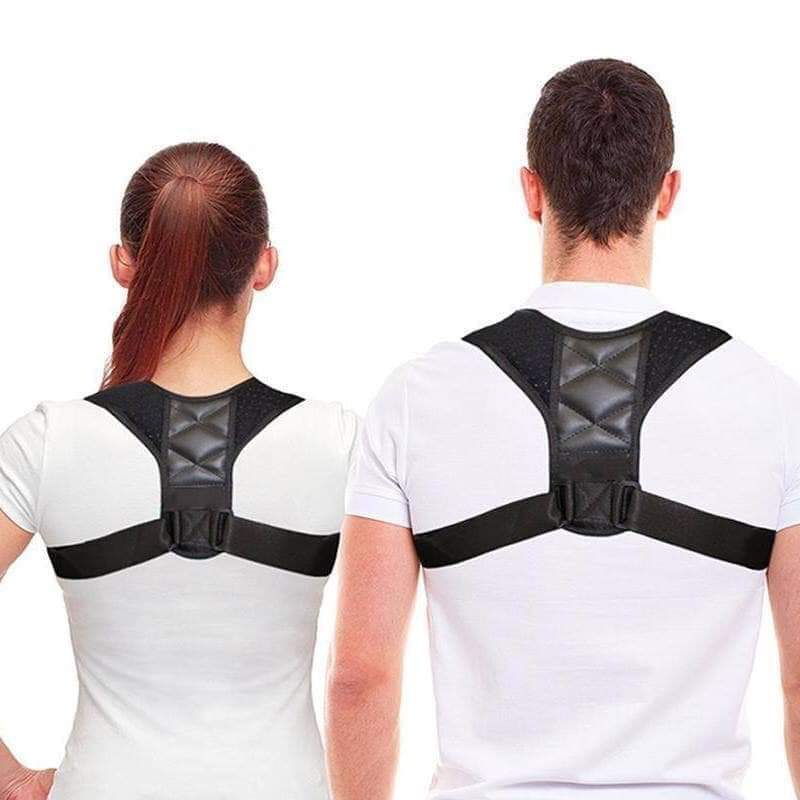 Đai chống gù lưng, cong vẹo cột sống dành cho cả nam và nữ (vòng ngực từ 71cm đến 106cm)