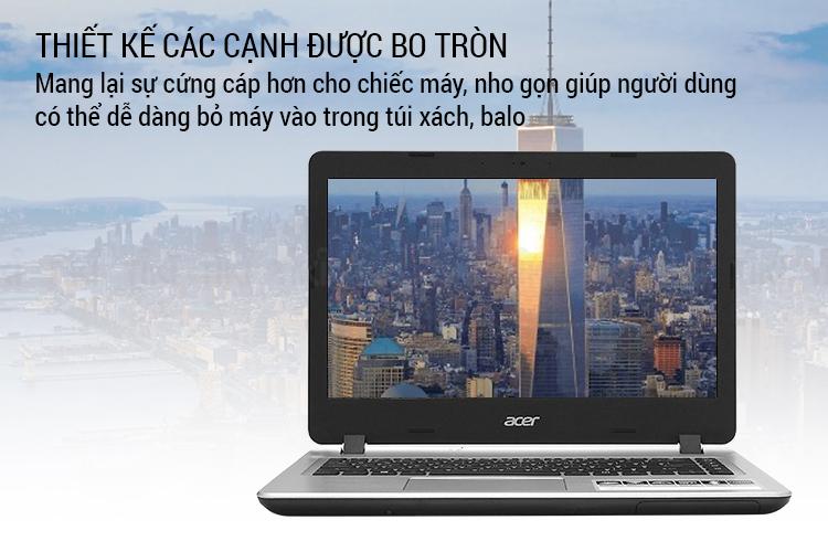 Laptop Acer Aspire A5 A514-51-37ZD NX.H6USV.003 Core i3-8145U/ Win10 (14