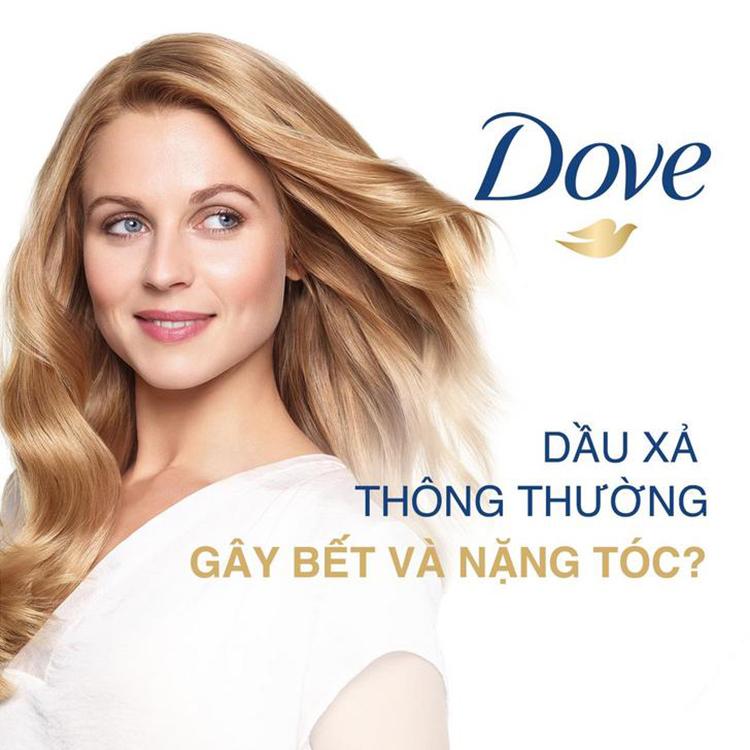 Combo Dầu Gội Dove Dưỡng Ẩm Bồng Bềnh (650g) Và Kem Xả Dove Dưỡng Dạng Bọt Siêu Nhẹ (198g)