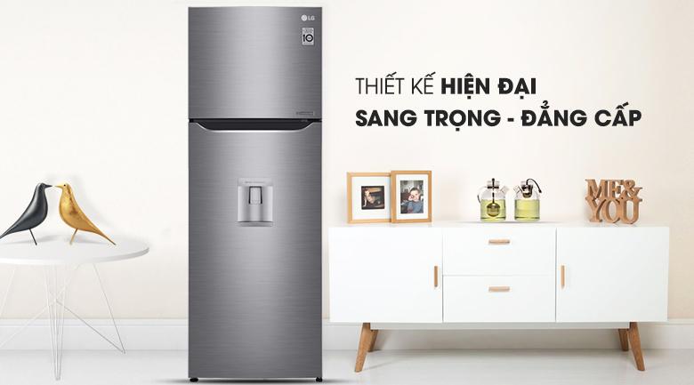 Tủ Lạnh Inverter LG GN-M422PS (393L) – Hàng Chính Hãng