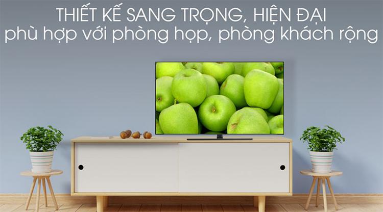 Smart Tivi QLED Samsung 4K 75 inch QA75Q70TA | Sức Mạnh Hiển Thị Vượt Trội Của Thế Hệ QLED TV Mới