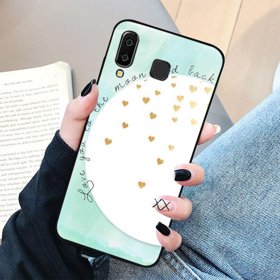 Ốp kính cường lực dành cho điện thoại Samsung Galaxy A7 2018/A750 - A8 STAR - A9 STAR - A50 - lời trích truyền cảm hứng - quotes - cam2091