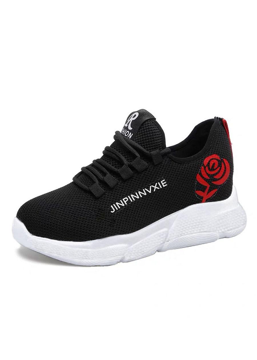 Giầy sneaker nữ buộc dây V201 2