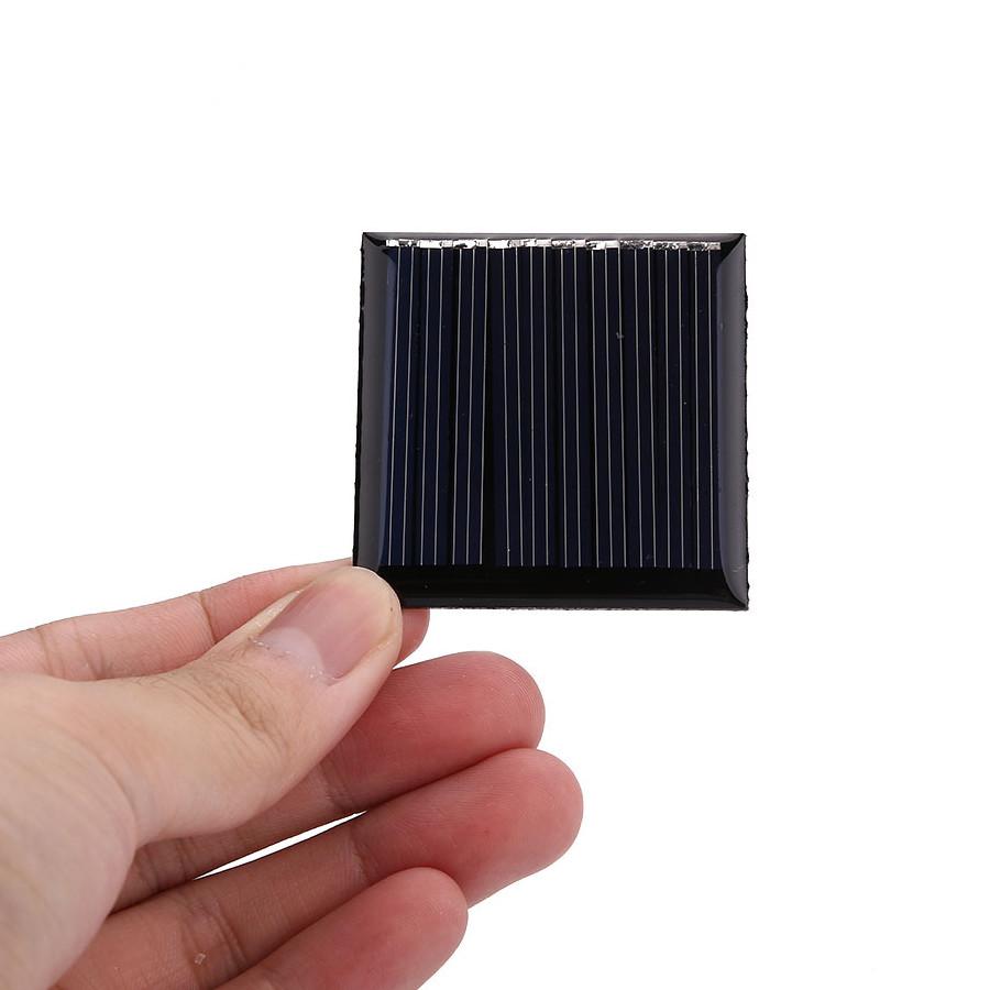 Bảng Sạc Năng Lượng Mặt Trời Mini DIY 0.25W 5V