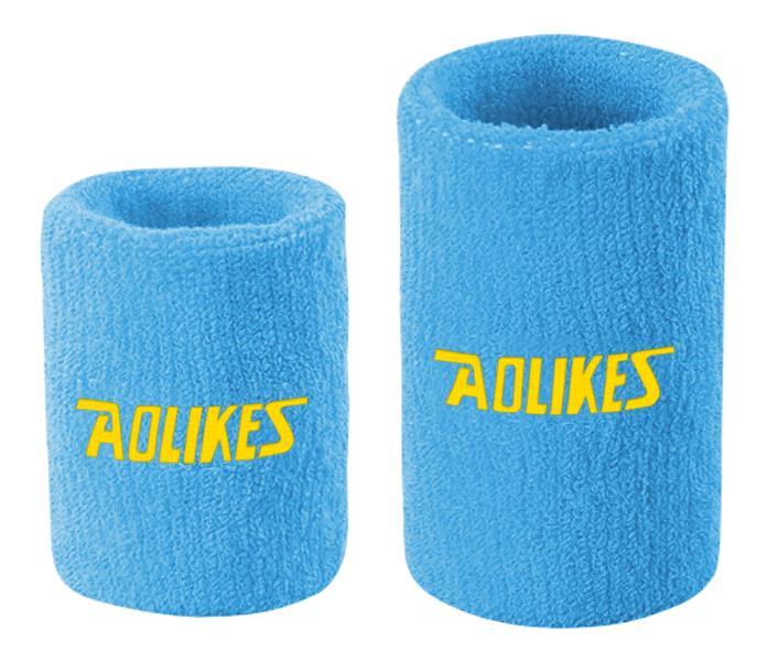 Băng cổ tay thấm mồ hôi cao cấp Aolikes - Tom Sport 11