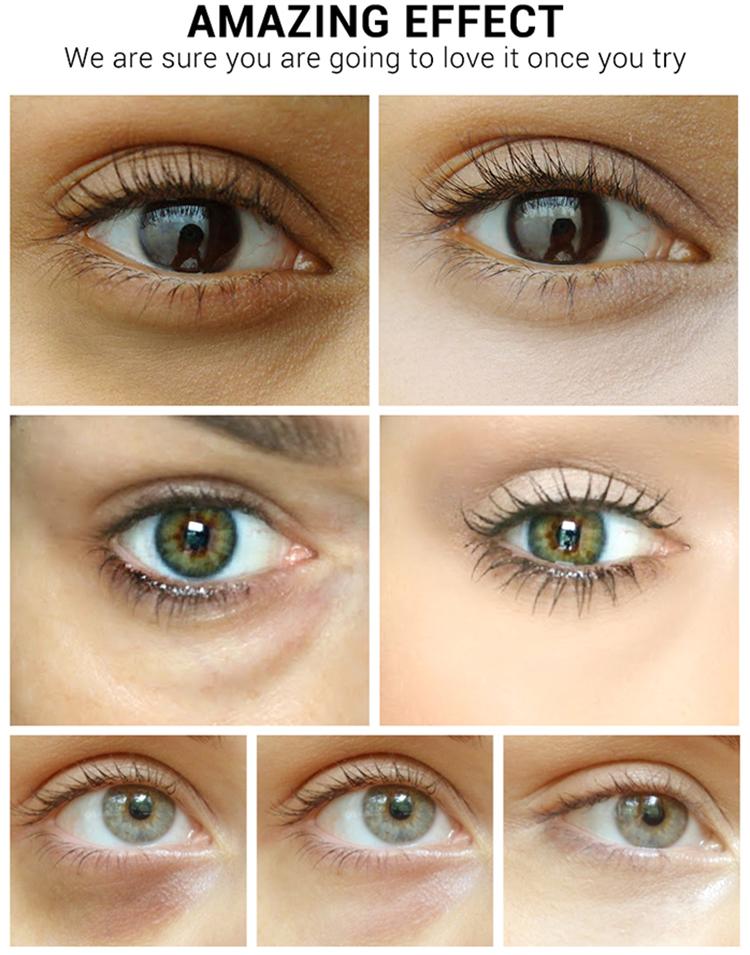 LANBENA Eye Patches Natural Gel Collagen Anti-aging Wrinkle Dark Circles Eye Mask