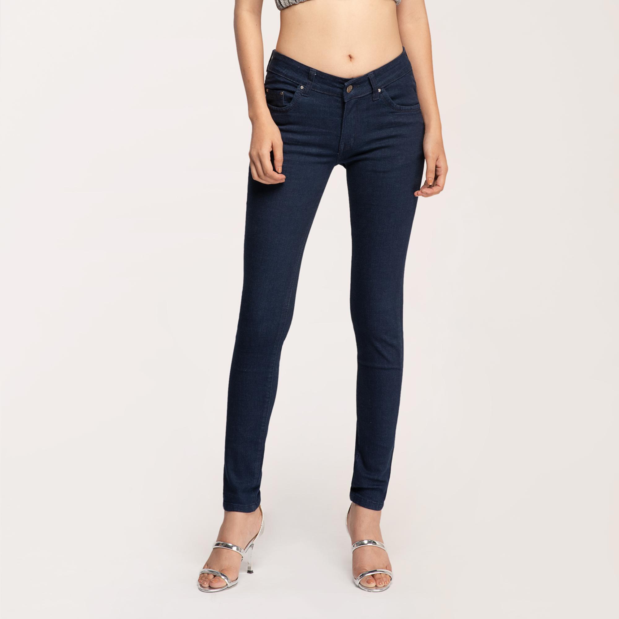 Quần Jean Nữ Skinny Lưng Vừa Aaa Jeans Có Nhiều Màu Size 26 - 32 19