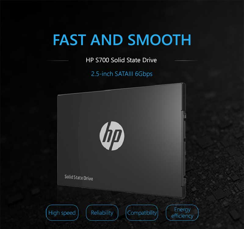 Ổ Cứng SSD HP S700 2.5-inch