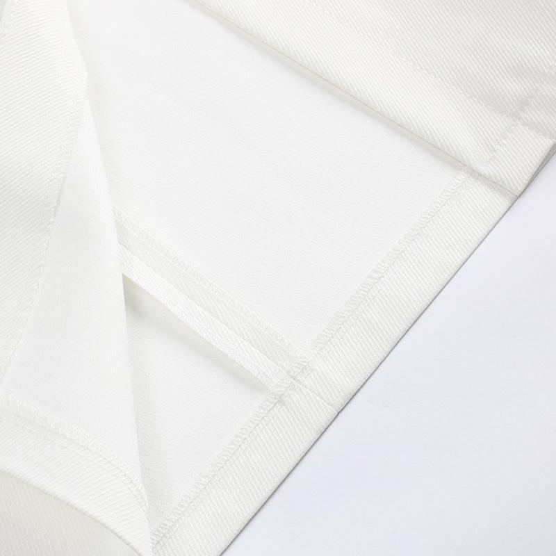 Chân váy ôm công sở Louro L900, mẫu chân váy công sở với hàng cúc dọc xẻ đùi, dáng ôm body khoe trọn đường nét, kết hợp với áo sơ mi, áo phông đều đẹp, vải thoáng mát, lên dáng tốt 9