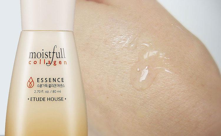 Etude house Moistfull Collagen Essence 80ml)