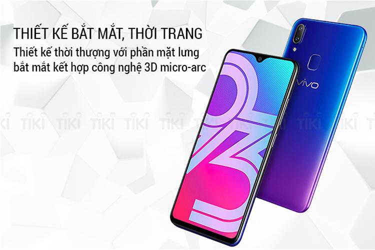 Điện Thoại Vivo Y93 - Hàng Chính Hãng