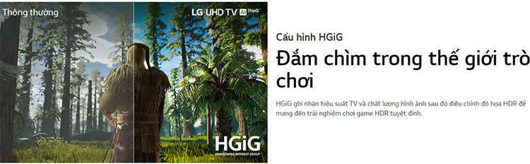 Smart Tivi LG 4K 65 inch 65UN7400PTA