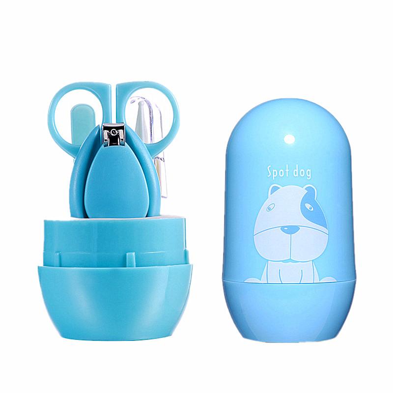 Bộ kềm vắt móng vệ sinh trẻ em, bé sơ sinh cao cấp BB18-BOCMT ( GIAO NGẪU NHIÊN) 3