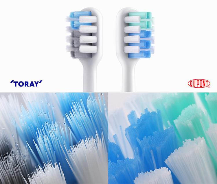 Xiaomi Doctor B Sonic Electric Toothbrush Sound Waves Smart Brush Ultrasonic Whitening Waterproof Wireless Charging