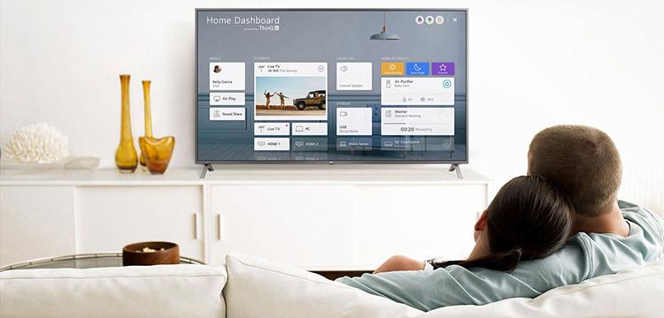 Smart Tivi NanoCell LG 4K 75 inch 75NANO85TNA