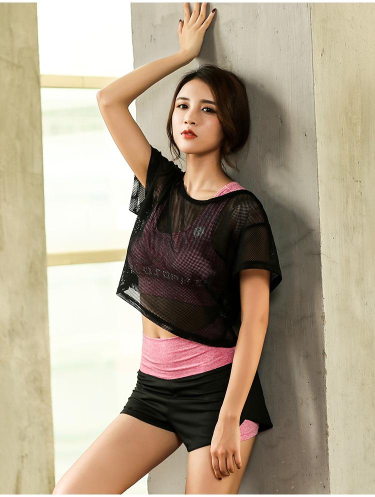 Set Bộ 3 đồ quần áo thun thể thao nữ áo ngoài zen năng động ( Đồ Tập Gym, Yoga, Aerobic ) mã 8808 13