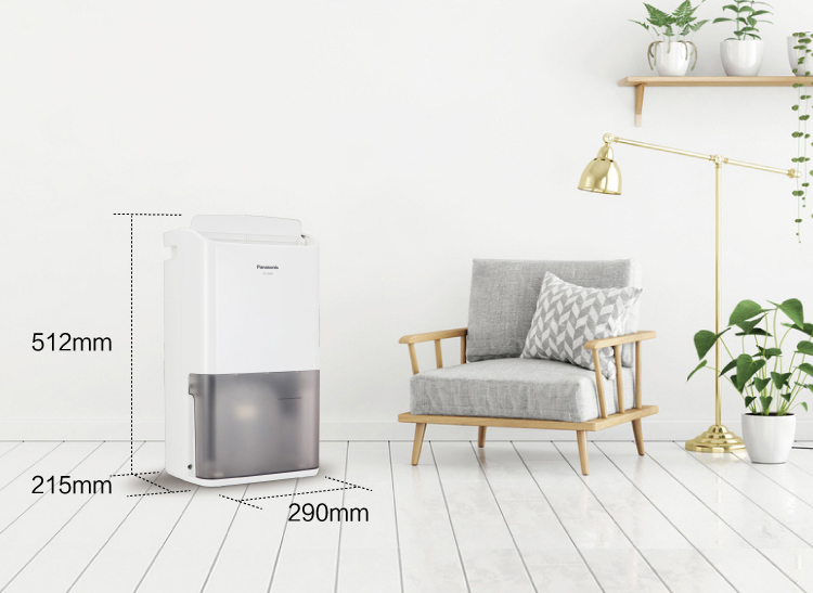 Panasonic dehumidifier / dehumidifier home bedroom office silent dryer dehumidifier F-C16YCR
