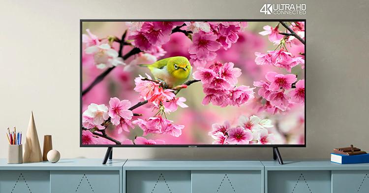 Smart Tivi Samsung 43 inch 4K UHD UA43RU7200KXXV