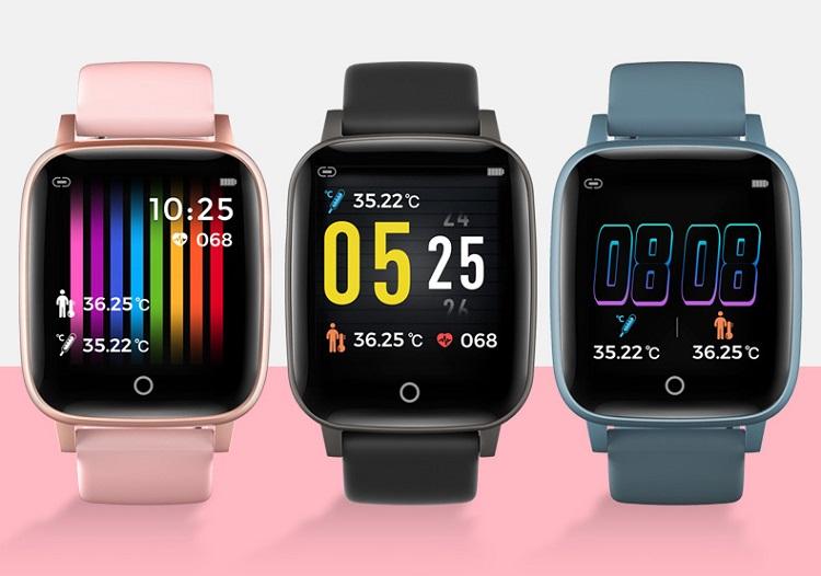 Đồng hồ theo dõi sức khỏe đa năng T_1_Q - Đồng hồ thông minh 15