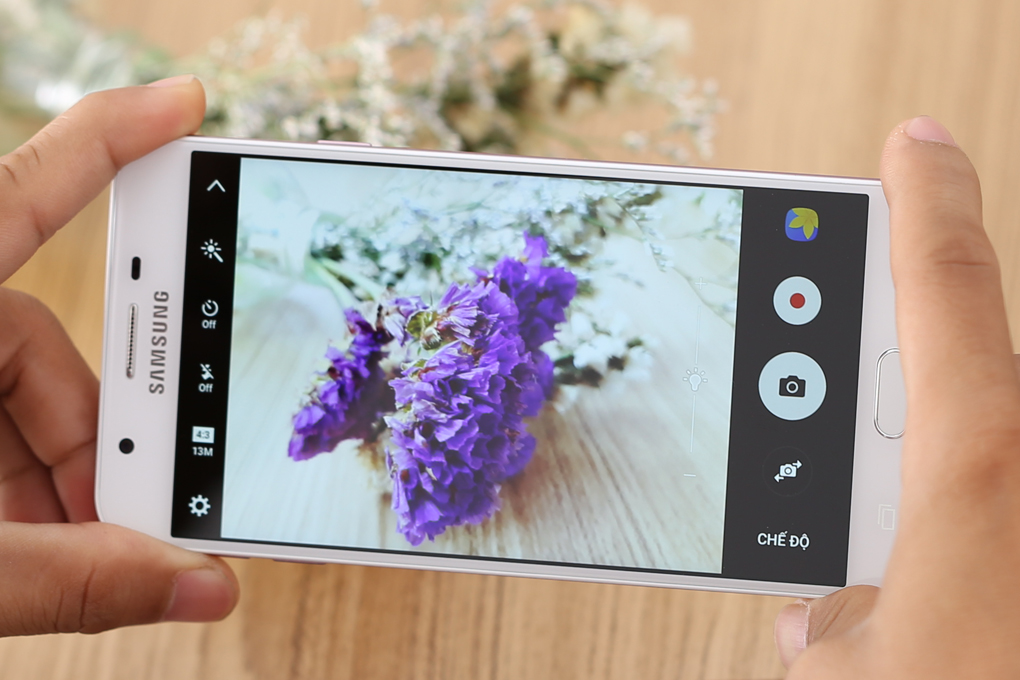 Điện Thoại Samsung Galaxy J7 Prime - Hàng Chính Hãng