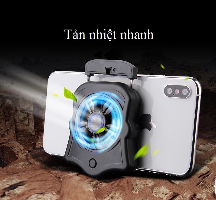Bộ tản nhiệt điện thoại P9 cao cấp ( Tản nhiệt nhanh ) 2
