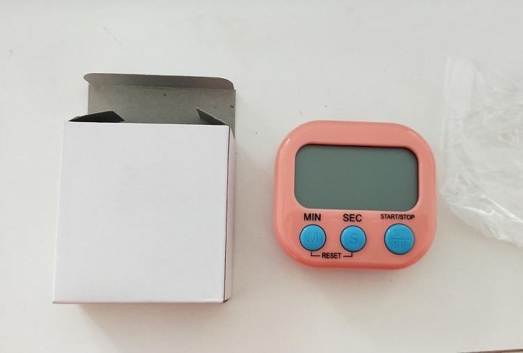 Đồng hồ đếm ngược và bấm giờ mini V2 (GIAO MÀU NGẪU NHIÊN) 2