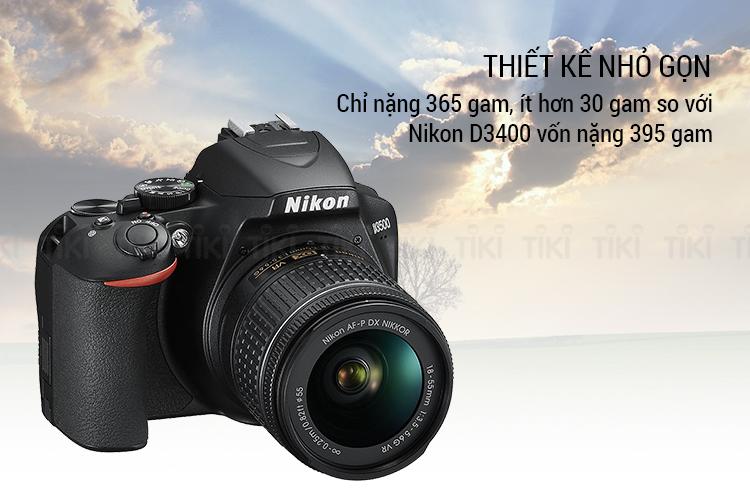 Máy Ảnh Nikon D3500 KIT 18-55 VR (24.2MP) - Hàng Chính Hãng