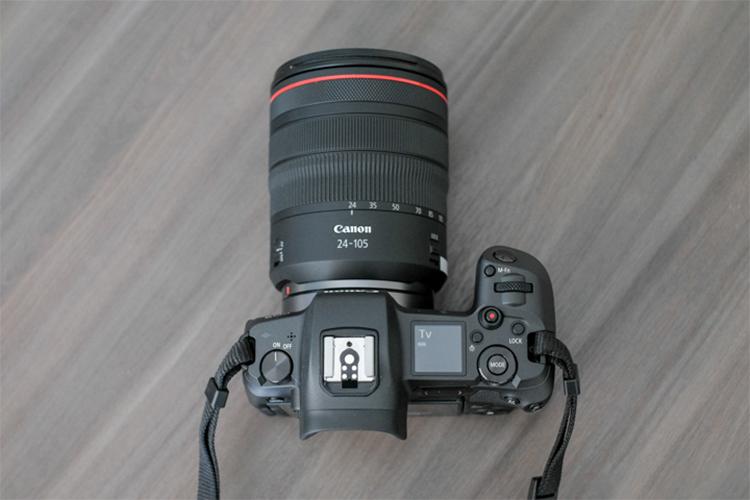 Máy Ảnh Canon EOS R + Kit 24-105mm (Chính Hãng Lê Bảo Minh)