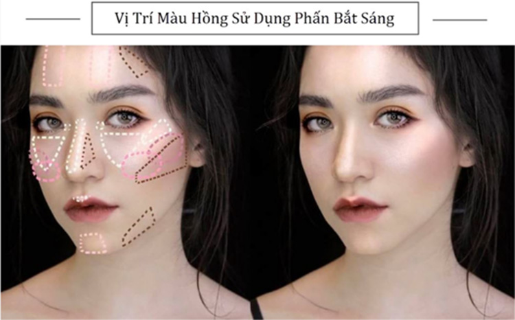 Phấn Bắt Sáng Cathy Doll Flash Me Baked Lighting Powder