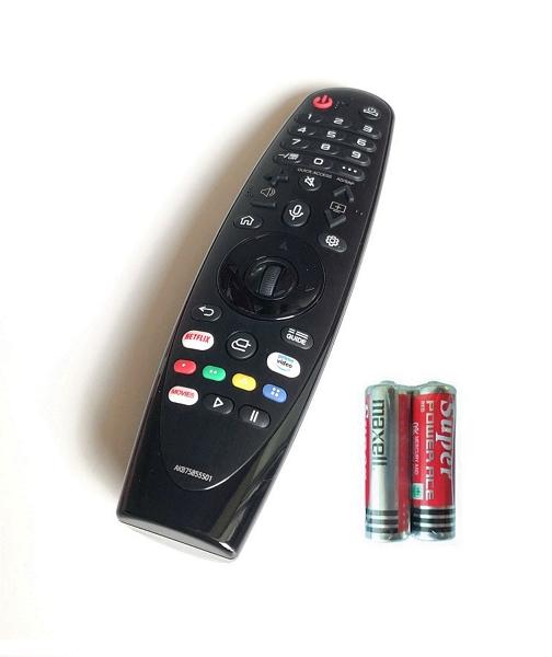 Magic Remote điều khiển TV LG