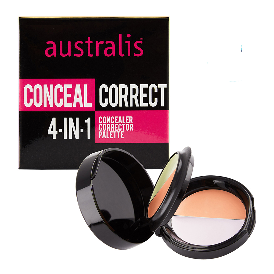 Kem Che Khuyết Điểm 4 trong 1 Colour Corrector Australis Úc 1