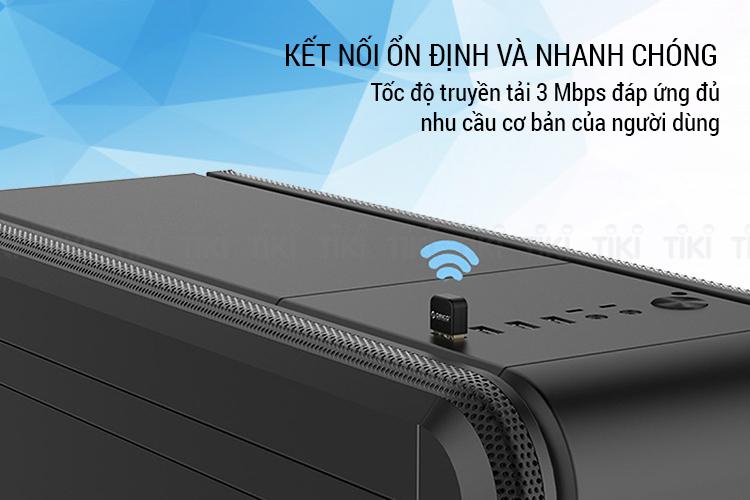 Thiết Bị Kết Nối Bluetooth Orico 4.0 Qua USB BTA-403