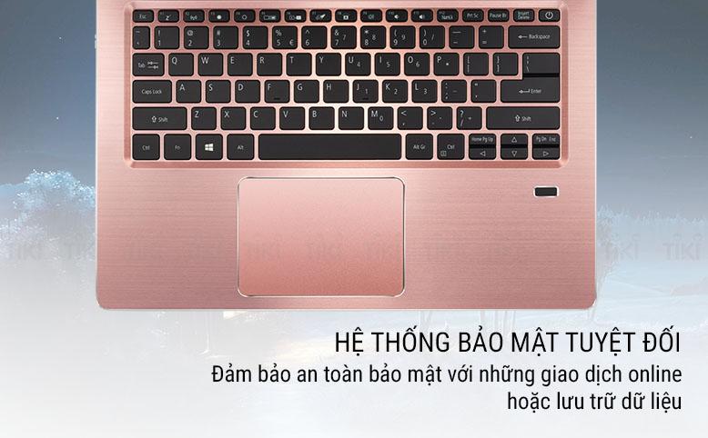 Laptop Acer Swift 3 SF314-57-54B2 NX.HJKSV.001 (Core i5-1035G1/ 8GB DDR4 2666MHz/ 512GB SSD M.2 PCIe/ 14 FHD IPS/ Win10) - Hàng Chính Hãng