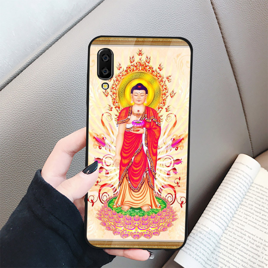 Ốp điện thoại dành cho máy Samsung Galaxy A70 - Tôn giáo MS TGIAO092