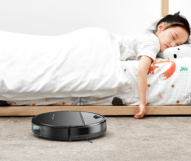 Midea Midea sweeping robot i5 sweeping and dragging machine intelligent household vacuum cleaner small Jing fish app control automatic intelligent sweeping machine