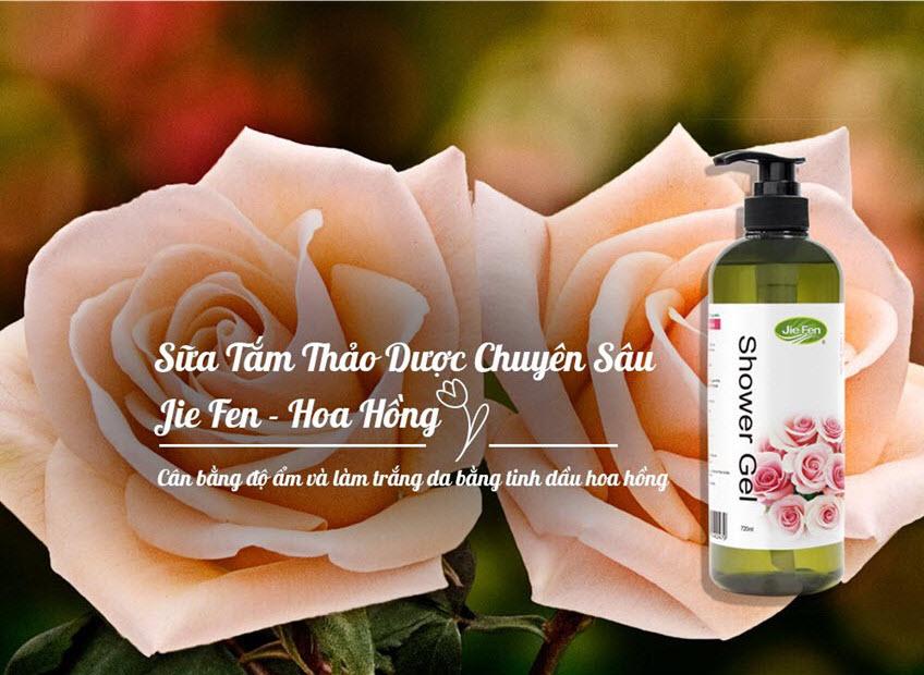 Bộ-du-lịch-chăm-sóc-cơ-thể-Jie-Fen- Taiwan