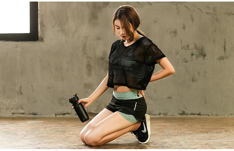 Set Bộ 3 đồ quần áo thun thể thao nữ áo ngoài zen năng động ( Đồ Tập Gym, Yoga, Aerobic ) mã 8808 17
